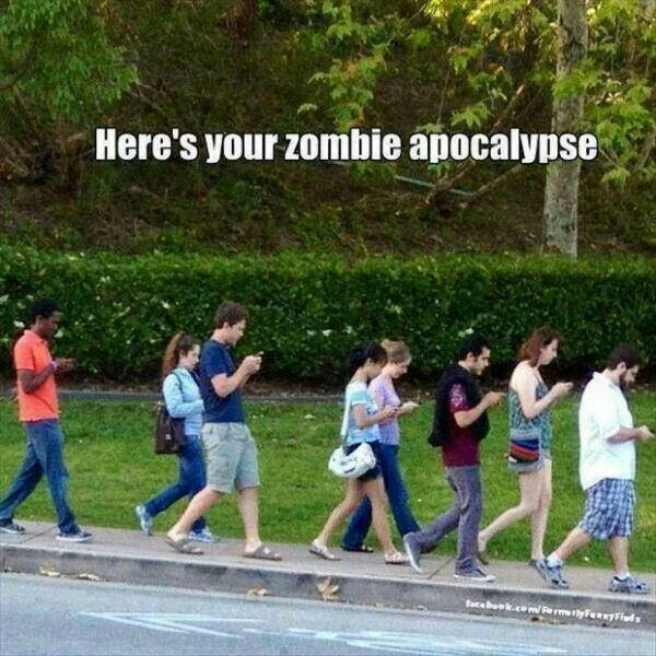 Effects of a zombie apocalypse?
