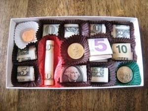chocolate cash