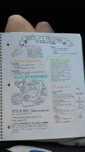 literature notes